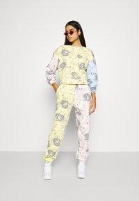 NEW girl ORDER - BEAR PANEL - Sweatshirt - multi - 1