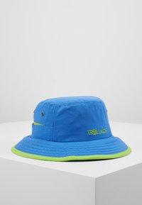 TrollKids - KIDS TROLLFJORD HAT - Hat - medium blue/light green - 0