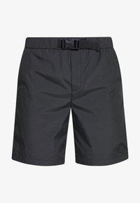 Mennace - GROSSGRAIN BELTED PULL ON - Shorts - khaki - 4