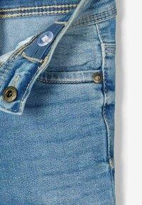 Name it - Straight leg jeans - light blue denim - 4