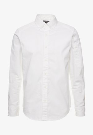 STALT STRAIGHT BUTTON DOWN POCKET - Shirt - white