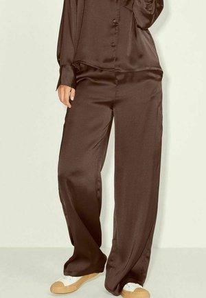 Spodnie materiałowe - demitasse