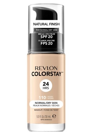 COLORSTAY FOUNDATION FOR NORMAL TO DRY SKIN - Fond de teint - N°110 ivory