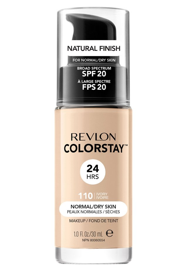 COLORSTAY FOUNDATION FOR NORMAL TO DRY SKIN - Fondotinta - N°110 ivory