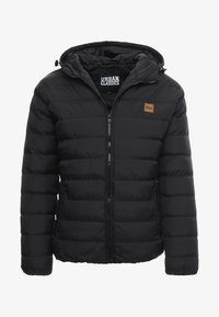 Urban Classics - BASIC BUBBLE JACKET - Veste d'hiver - black - 4