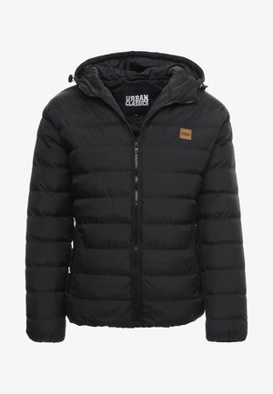 BASIC BUBBLE JACKET - Talvitakki - black