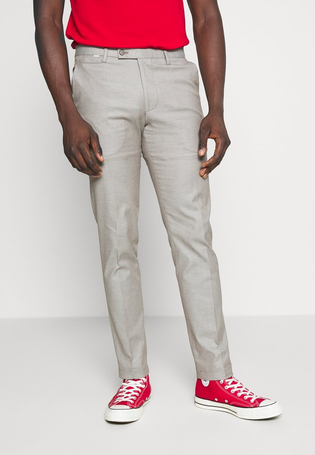 CIBRAVO TROUSERS - Trousers - grey