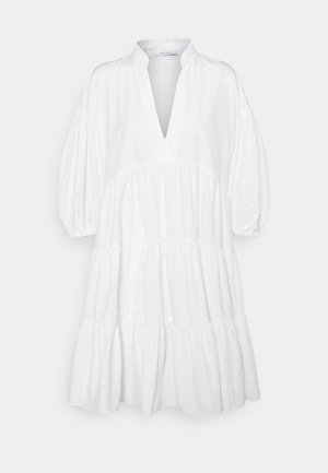 LORETTA - Vapaa-ajan mekko - bianco