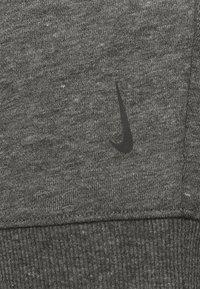 Nike Performance - CORE SHORT - Tracksuit bottoms - black/dark smoke grey - 4
