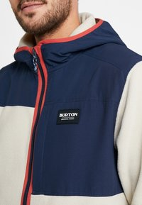 Burton - HEARTH  - Fleecejacka - beige - 6
