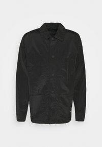 032c - WORKER JACKET - Lehká bunda - black - 0