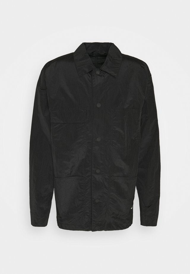 WORKER JACKET - Giacca leggera - black