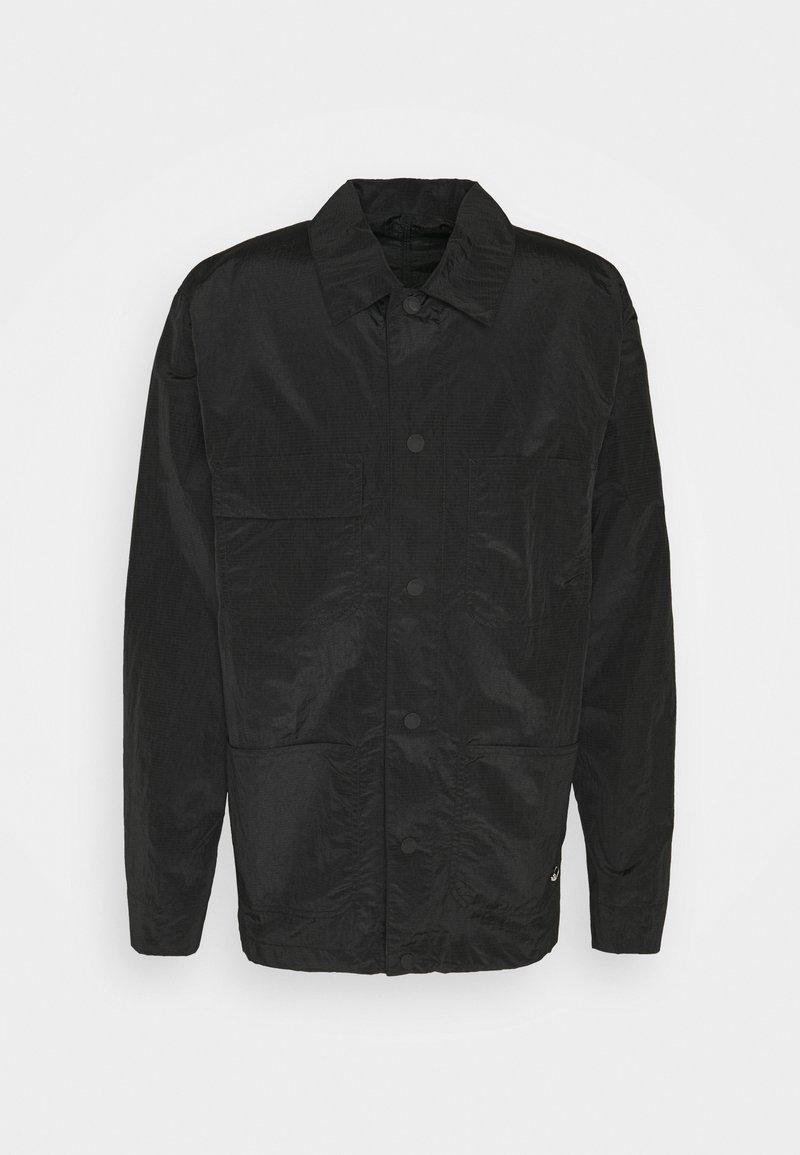 032c - WORKER JACKET - Lehká bunda - black