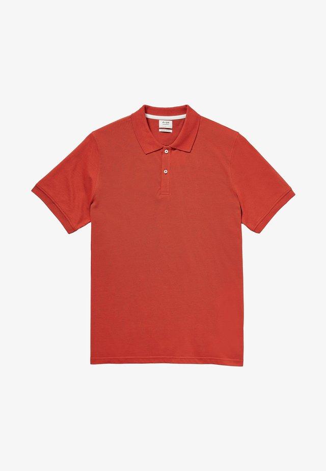 Poloshirt - brique