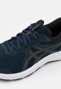 ASICS - GEL CONTEND 7 - Neutral running shoes - french blue/gunmetal - 5