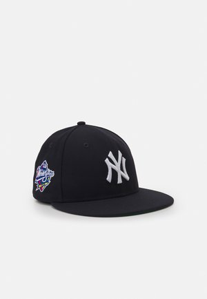 RETRO SPORTS 59FIFTY UNISEX - Lippalakki - black