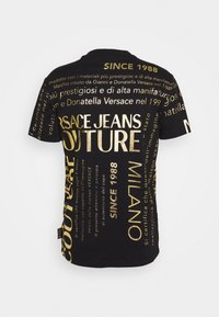 Versace Jeans Couture - MOUSE - T-shirts med print - black - 1