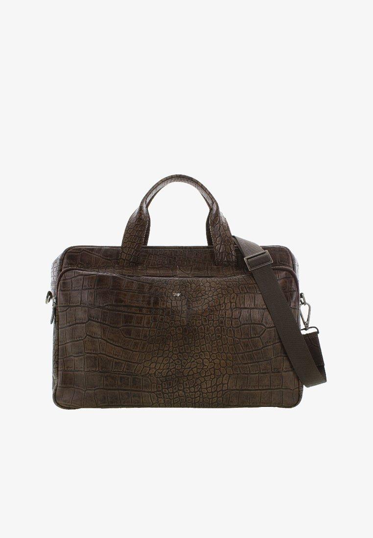 Braun Büffel - Weekend bag - brown