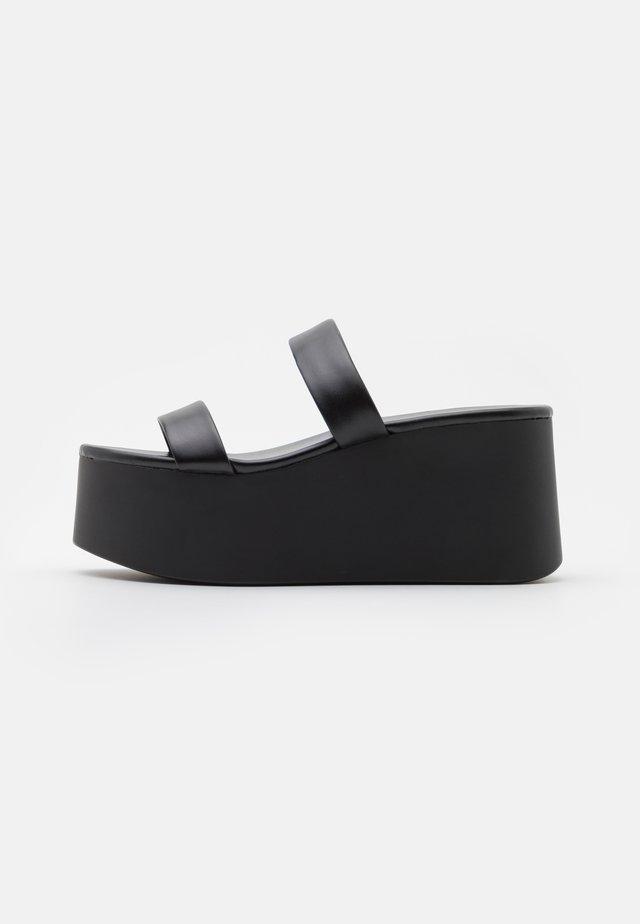 WICECLYA - Sandaler - black