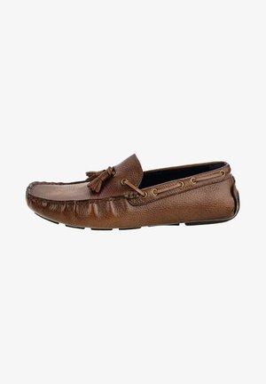 LEGDEI LEGDEI - Boat shoes - brązowy