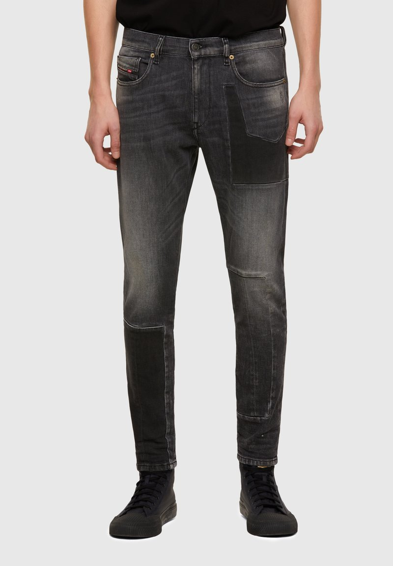 Diesel - Slim fit jeans - black/dark grey