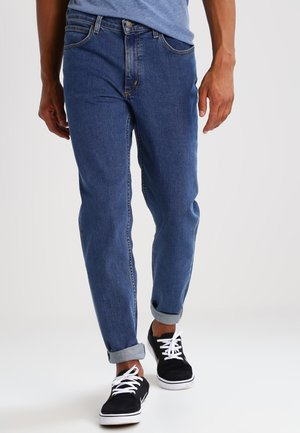 BROOKLYN STRAIGHT - Jeans Straight Leg - mid stone wash