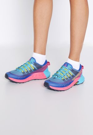 AGILITY PEAK 4 - Zapatillas de trail running - atoll