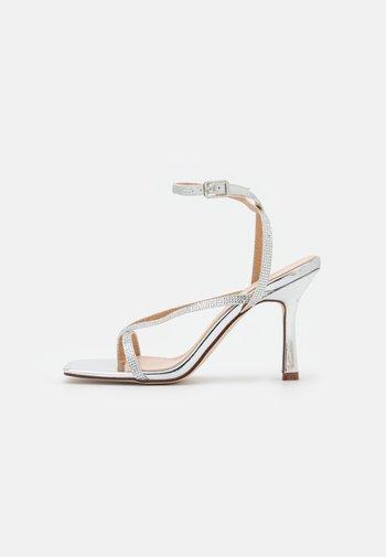 DALARY - Sandals - silver