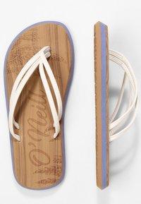 O'Neill - DITSY - Pool shoes - powder white - 1