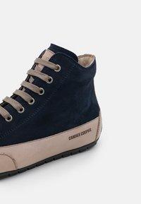 Candice Cooper - PLUS  - Sneakers hoog - navy/tamponato stone - 6