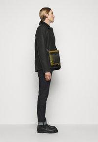 PS Paul Smith - JACKET - Leather jacket - black - 4