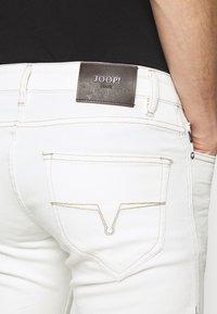 JOOP! Jeans - MITCH - Slim fit jeans - white - 3