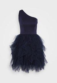 Chi Chi London - ZAZA DRESS - Sukienka koktajlowa - navy - 4