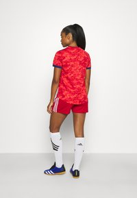 adidas Performance - SQUADRA - Sports shorts - team power red/white - 2