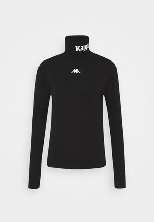 HANITA - Long sleeved top - caviar