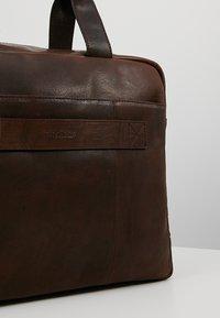 Strellson - Briefcase - dark brown - 6