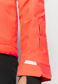 O'Neill - HALITE JACKET - Kurtka snowboardowa - fiery coral - 5