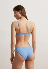 OYSHO - Bikini top - light blue - 2