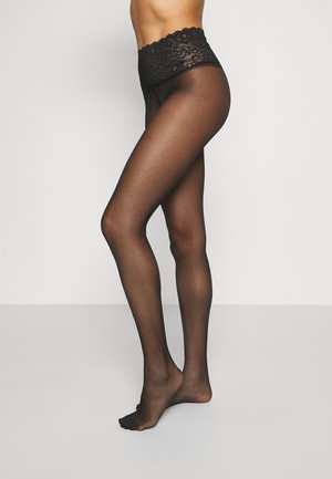 TIGHTS 20 DENIER - Tights - black