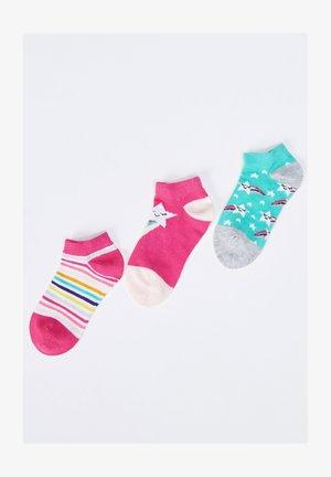 3PACK - Socks - pink