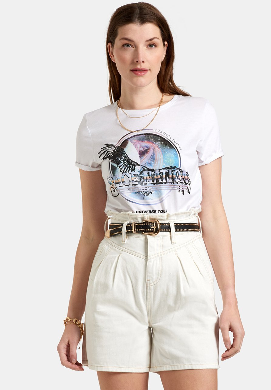 Mujer FUTURE TEE - Camiseta estampada
