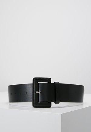 LEONORA BELT - Tailleriem - black