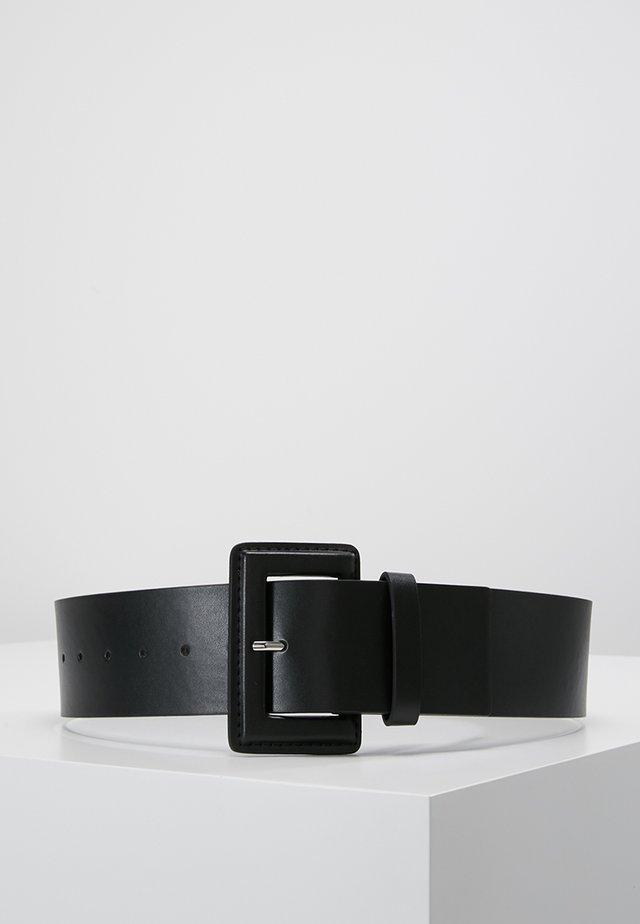 LEONORA BELT - Pásek - black