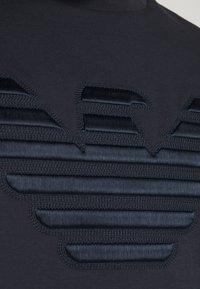 Emporio Armani - FELPA - Sweatshirt - blu navy - 5