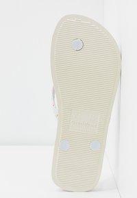 Ipanema - SPLASH - Pool shoes - white/pink - 6
