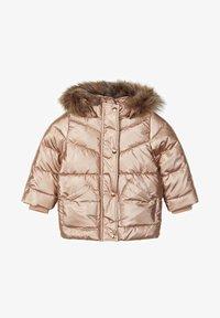 Name it - Winter jacket - gold colour - 0