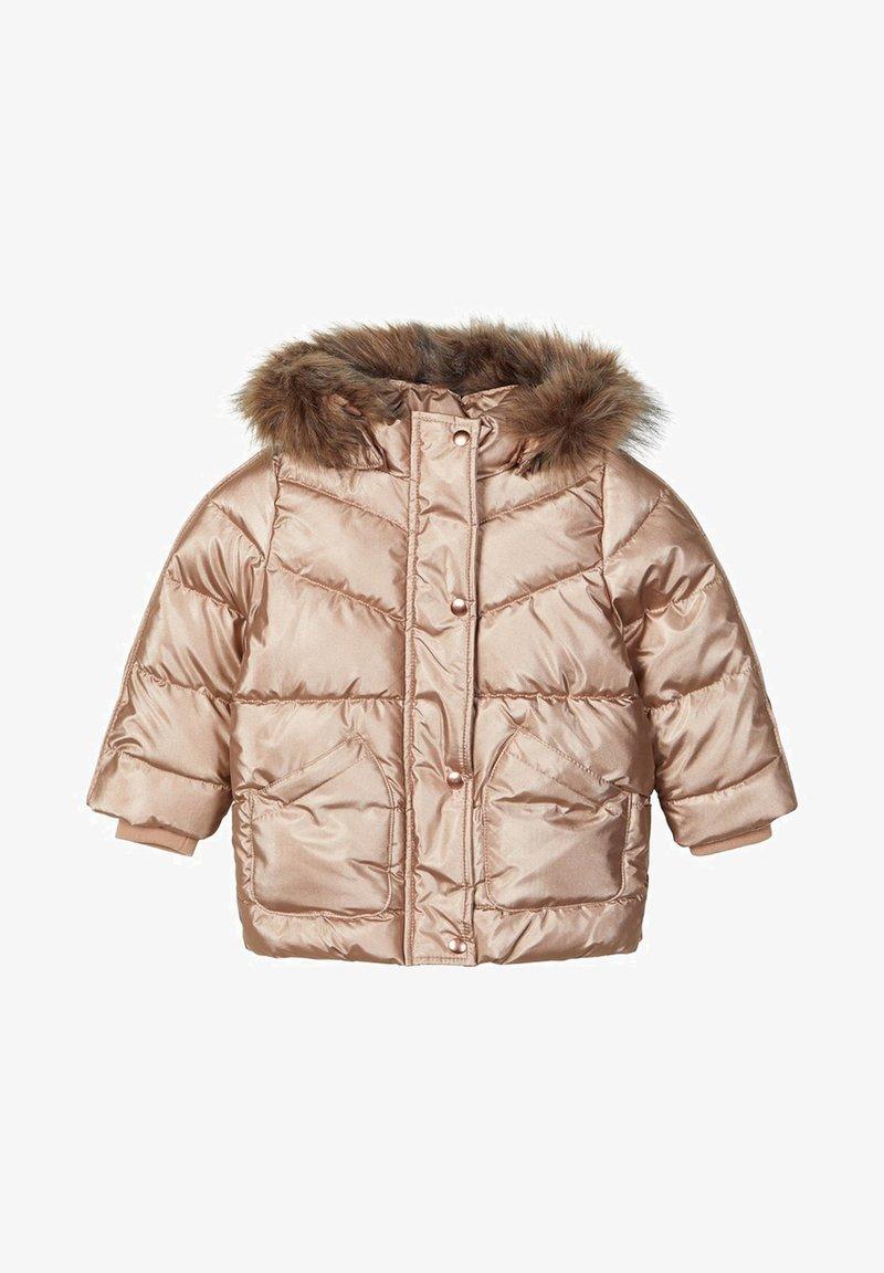 Name it - Winter jacket - gold colour