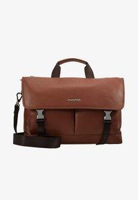 Valentino by Mario Valentino - WOLF SATCHEL - Briefcase - cognac - 1