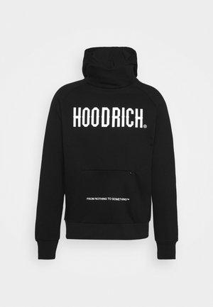 VISION HOODIE - Hoodie - black