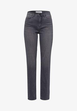 STYLE CAROLA - Slim fit jeans - used grey